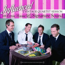 Influenced: A Vintage Quartet Session - CD