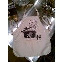Zac Brown Band Groove Pot Apron