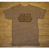 Camp Southern Ground Tee Shirt - Premium Brown