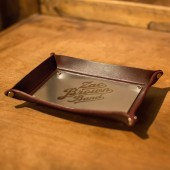ZBB Leather Coin Tray