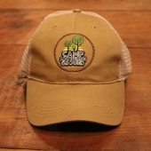 Beige Camp Southern Ground Hat