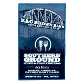 Southern Ground Music & Food Festival Digital Print - Nashville, TN September 21-22, 2012