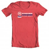 2013 SGMFF Nashville Event Tee - Heather Red