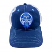 Southern Ground Music & Food Festival Trucker Hat- Navy/White