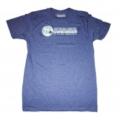2014 Southern Ground Music & Food Festival Charleston Event Tee - Blue
