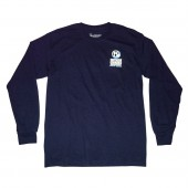 2014 Southern Ground Music & Food Festival Charleston Long Sleeve Event Tee – Navy