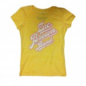 ZBB Logo Youth Tee (Yellow)