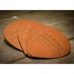 Camp Southern Ground Drink Coasters (set of four)