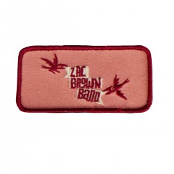 Pink Sparrow Patch
