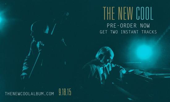 BOB JAMES & NATHAN EAST - THE NEW COOL (CD PRE-ORDER)
