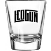 LEOGUN SHOT GLASS