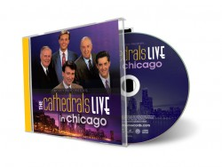 The Cathedrals - Live in Chicago CD