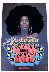 """kii arens limited edition """"Girl on Guy"""" Poster"""