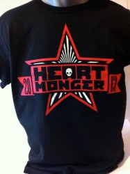 Limited Edition 2013 Heartmonger T-shirt - Unisex