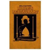 Alice's Restaurant 50th Anniversary Tour Poster