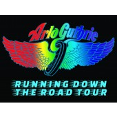 Running Down The Road Tour Sticker