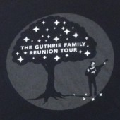 Guthrie Family Reunion Tree Shirt
