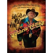 Guthrie Family Rides Again tour poster