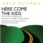 Arlo Guthrie - Here Come The Kids (2014) - 2 Disc - Digital Download